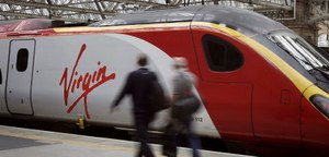 Virgin Trains and the East Coast Mainline