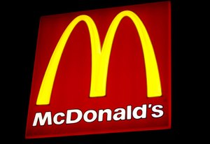 McDonald's not lovin' high-end burgers biting into sales
