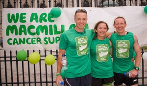 Macmillan Cancer Support tops YouGov's 2014 CharityIndex rankings