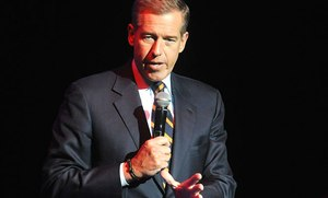 Brian Williams Controversy Drags Down NBC Perception