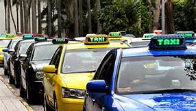 Singapore 3rd party taxi apps