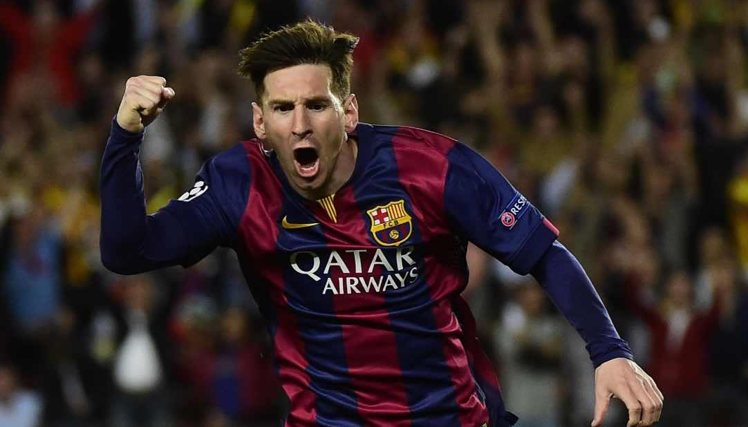 Lionel Messi Is 'the Best Soccer Player In The World'