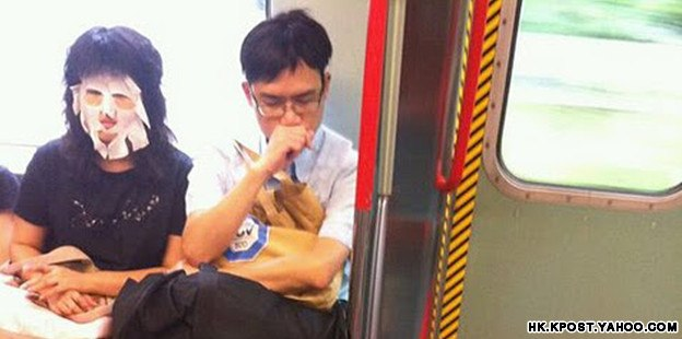 How to avoid annoying people on public transport