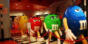 With caramel launch, M&M's demographics may be changing