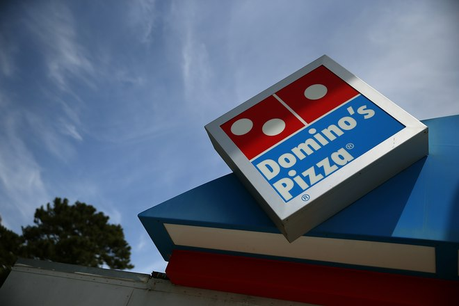 Quarterly Report: Domino's