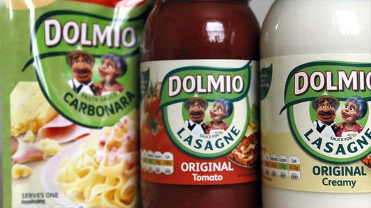 Dolmio breaks from the past with its new advertising