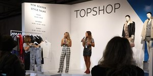 Incoming Topshop CEO faces strong competition at home, online, and abroad