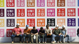 September's most successful ad – Uniqlo