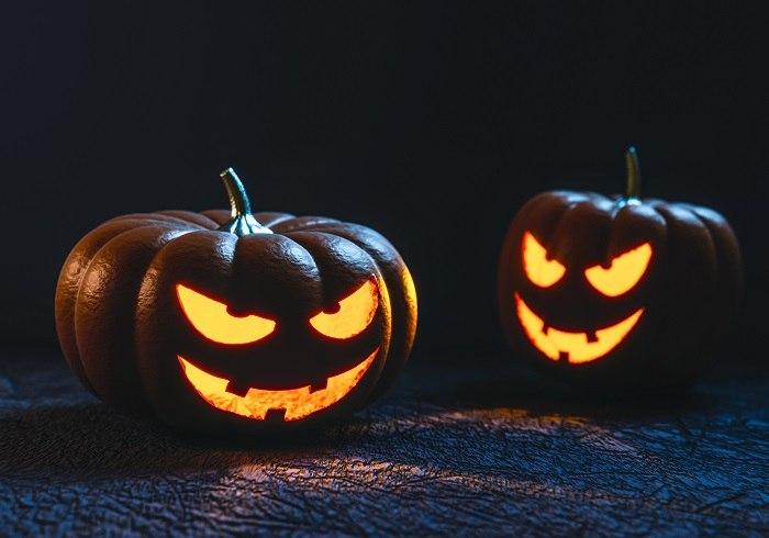 Achtung Vor Hexen Und Zombies An Halloween