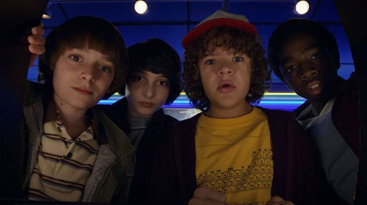 A fifth of UK Netflix subscribers saw Stranger Things in second series launch week