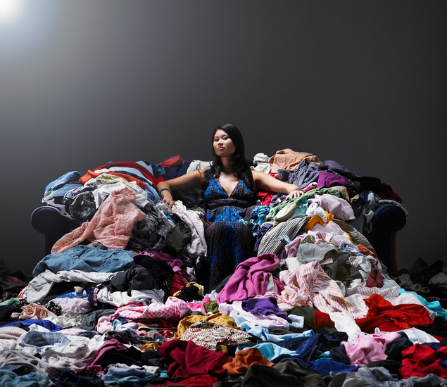 Fast fashion: 40% of Thais have thrown away clothing after wearing it just once