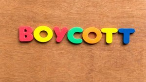 A quarter of consumers have boycotted a brand
