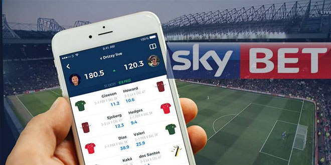 What is behind Sky Bet's rise?