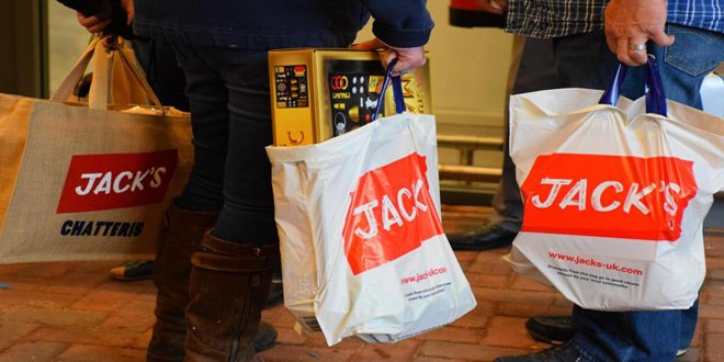 Aldi and Lidl continue to attract customers – what impact will Jack's have?