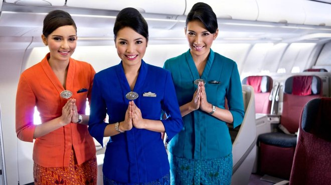 Garuda Indonesia best perceived among Indonesian women