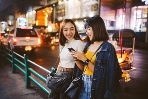Thais spend over a quarter of their day on social media