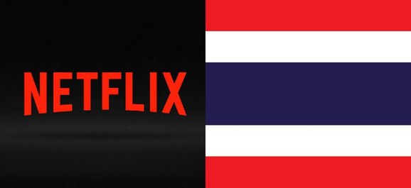 Netflix and LINE most recommended brand amongst Thais