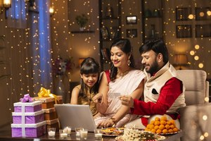 Urban Indians look forward to an electronic Diwali this year