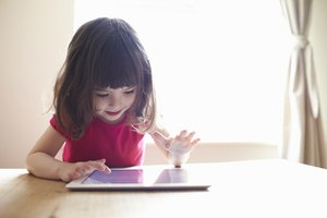More than a third of UAE kids aged 6 years or under own an iPad or tablet