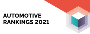 YouGov Automotive Rankings 2021