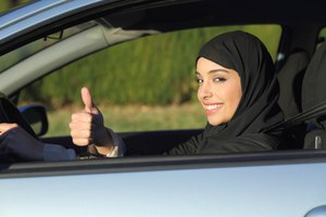 Women drivers are set to transform the auto market in Saudi Arabia