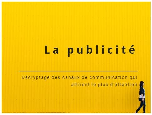 Décryptage des canaux de communication qui attirent le plus l'attention
