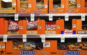 What most Americans spend on Halloween