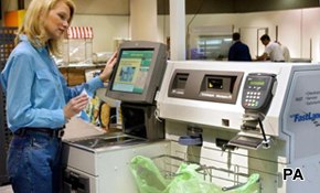 Self service checkouts: What's your view?