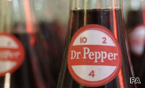Dr Pepper overtakes Coke on quality