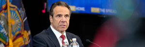 America's Governor no longer: Andrew Cuomo's ratings have plummeted over the last year