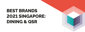 YouGov Dining & QSR Rankings 2021 Singapore