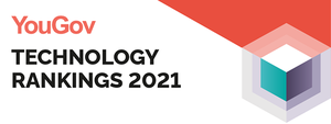 YouGov Technology Rankings 2021 MENA
