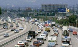 Stuck in traffic? That's because 59% of us drive to work