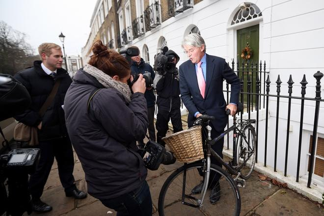 Andrew Mitchell's 'plebs' comment