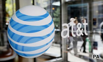 AT&T biggest improver with its own customers