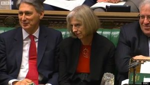 Theresa May's Deathstare