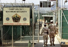 Allow Guantanamo strikers to starve