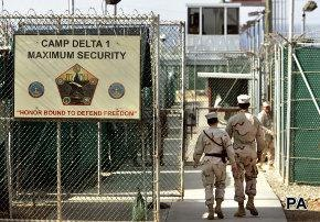 No compensation for Guantanamo detainees