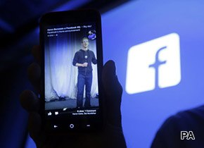 Facebook use down 9 percentage points