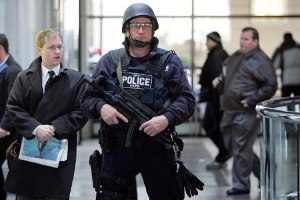 Terrorism fears down since Boston