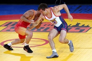 Keep wrestling as an Olympic sport