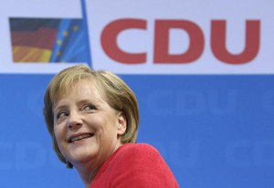 YouGov Germany: Merkel leads in final pre-election poll