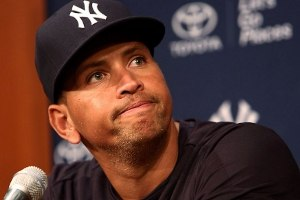 The redemption of A-Rod?