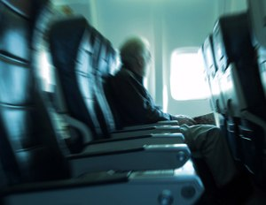 Half the population uneasy about flying
