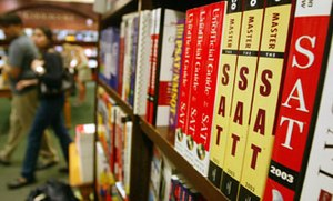 Americans struggle with SAT vocabulary and don't believe it is indicator of future success