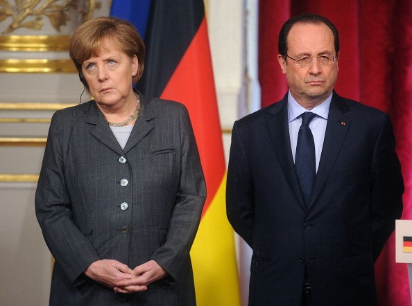 Russia sanctions: public support weaker in France and Germany