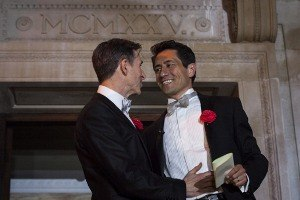 One in two Republicans would say no to a gay wedding