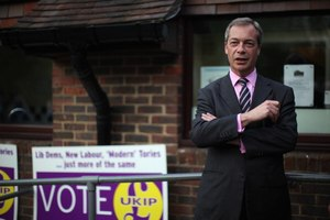 Making sense of UKIP's surge