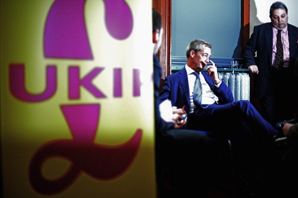 Voters think media are more biased against UKIP than other parties