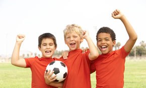 Children are more optimistic than adults about England's World Cup prospects
